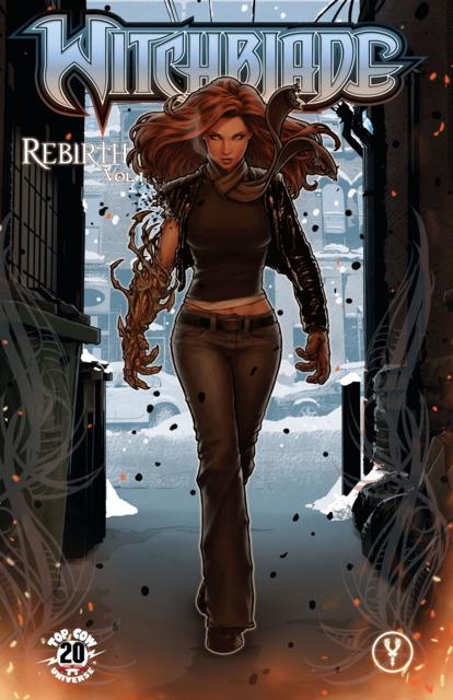 Witchblade: Rebirth
