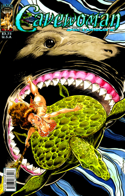 Cavewoman: Sea Monsters