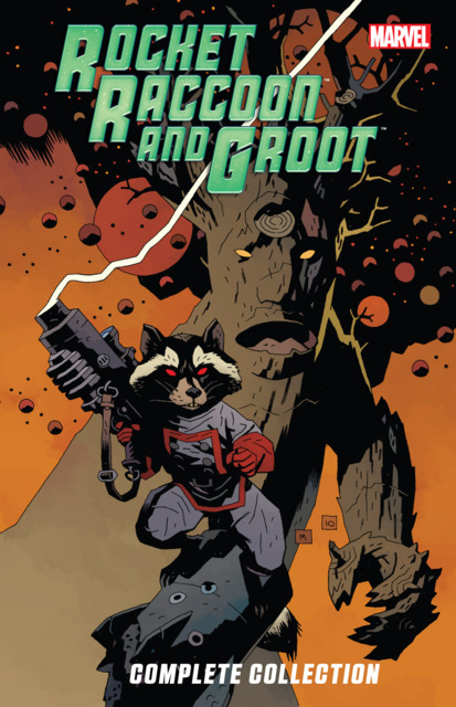 Rocket Raccoon and Groot Complete Collection