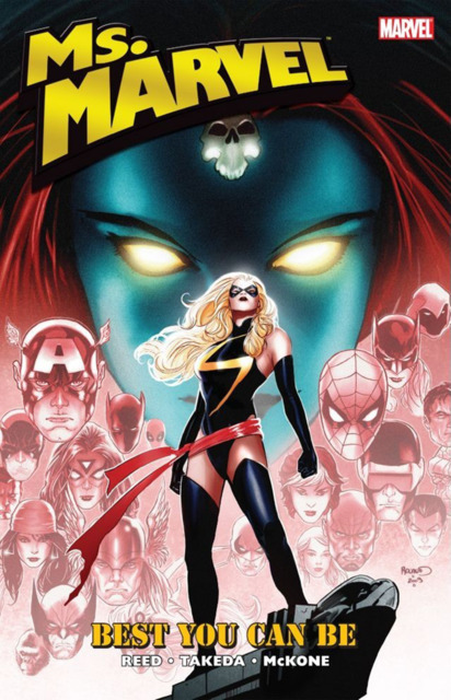 Ms. Marvel: Best You Can Be