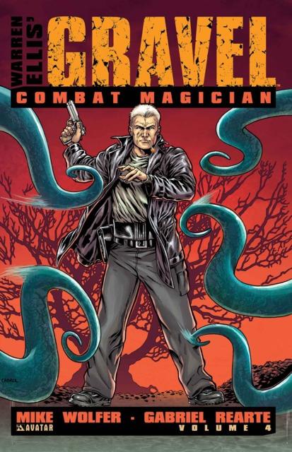 Gravel: Combat Magician
