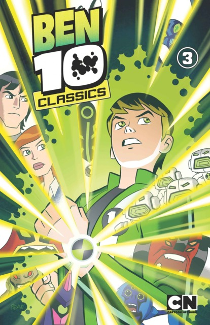 Ben 10 Classics: Blast From the Past