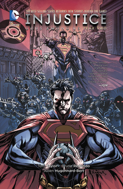 Injustice: Gods Among Us: Year Two