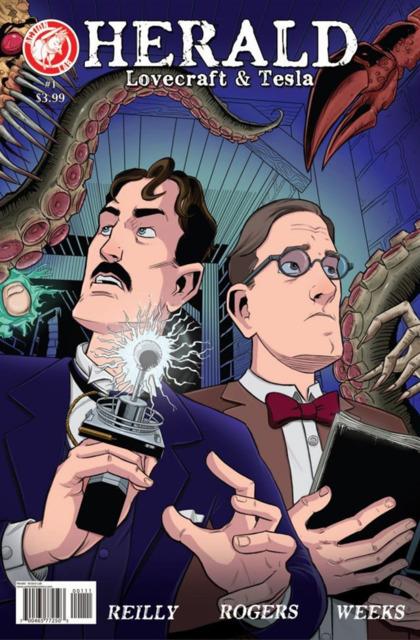Herald: Lovecraft and Tesla