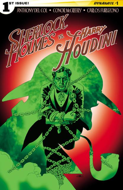 Sherlock Holmes vs. Harry Houdini