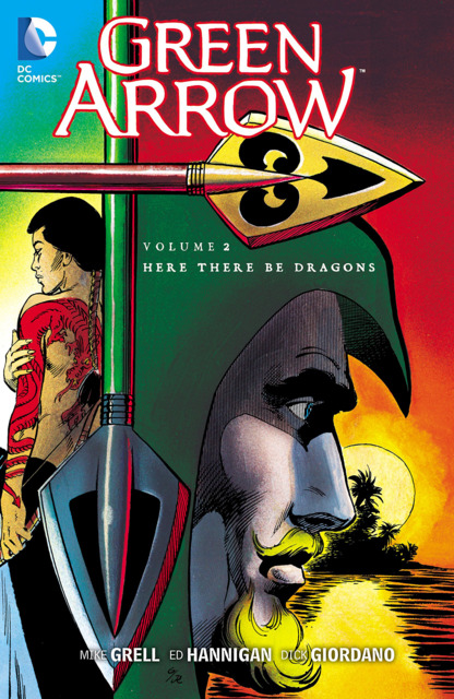 Green Arrow: Here There Be Dragons