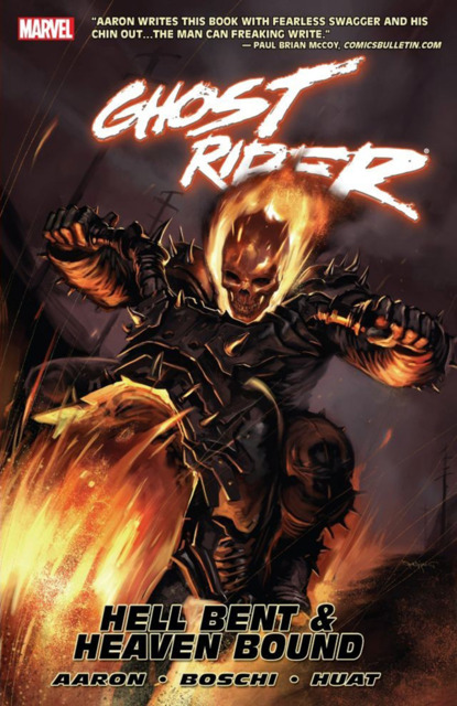 Ghost Rider: Hell Bent and Heaven Bound
