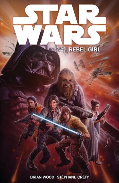 Star Wars: Rebel Girl
