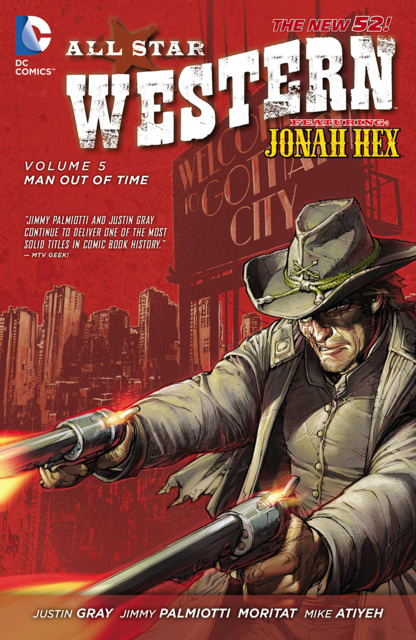 All-Star Western: Man Out of Time