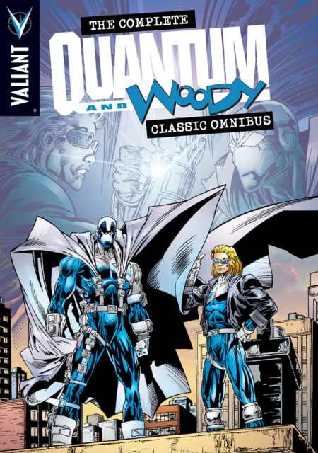 The Complete Quantum and Woody Classic Omnibus