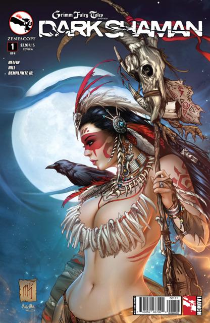 Grimm Fairy Tales presents Dark Shaman