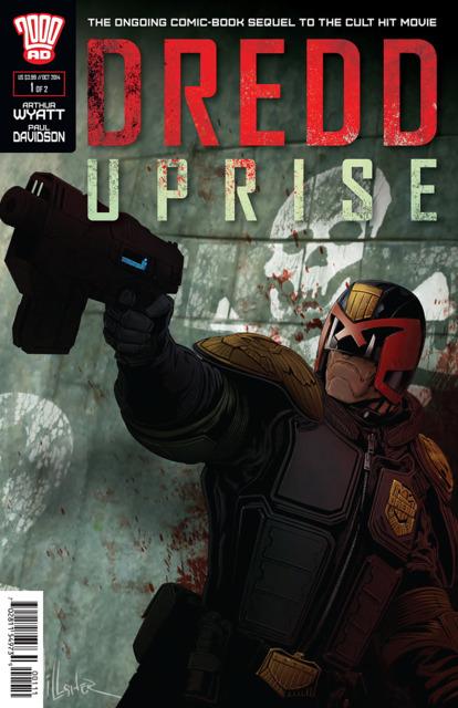 Dredd: Uprise