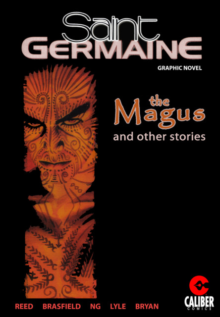 Saint Germaine: The Magus and Other Tales