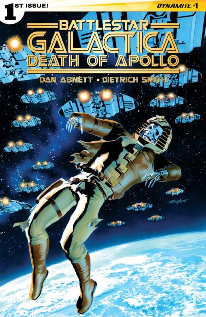 (Classic) Battlestar Galactica: The Death of Apollo