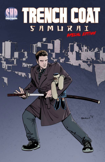 Trench Coat Samurai: Special Edition