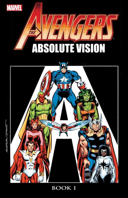 Avengers: Absolute Vision