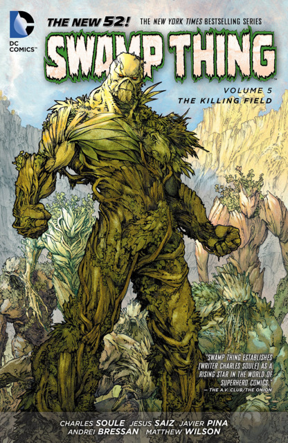 Swamp Thing: The Killing Field