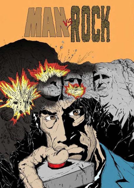 Man vs. Rock