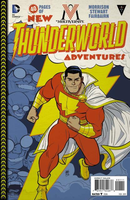 The Multiversity: Thunderworld Adventures