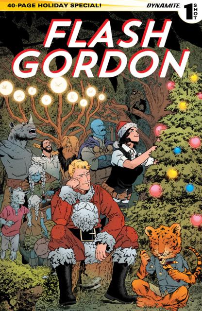 Flash Gordon Holiday Special 2014