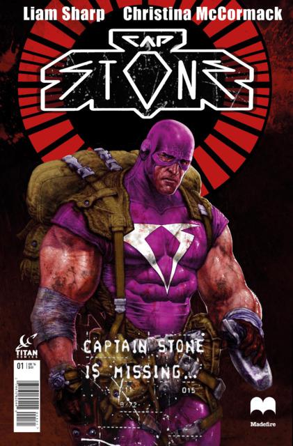 Captain Stone