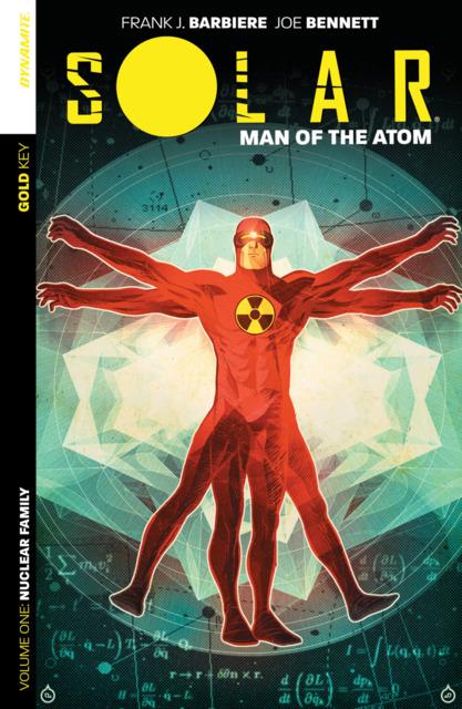 Solar: Man of the Atom - Nuclear Family