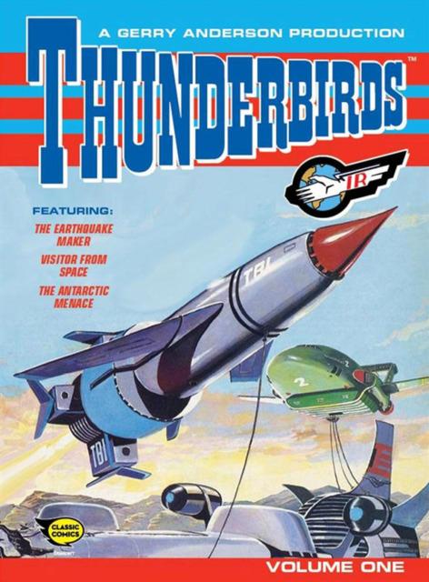 Thunderbirds Comic