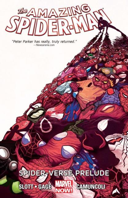 The Amazing Spider-Man: Spider-Verse Prelude