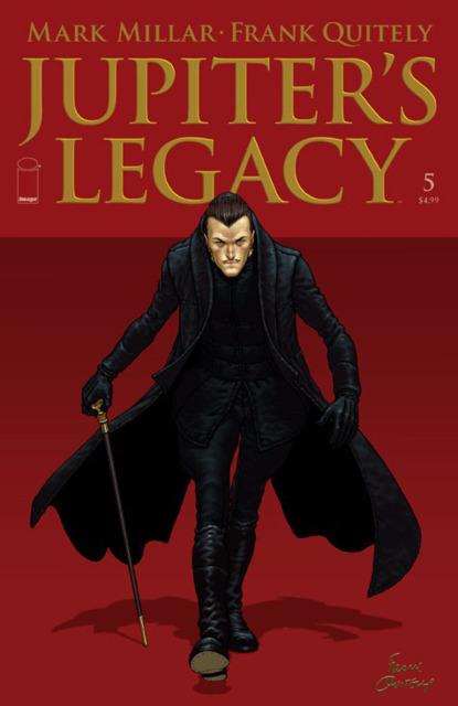 Jupiter S Legacy Volume Comic Vine