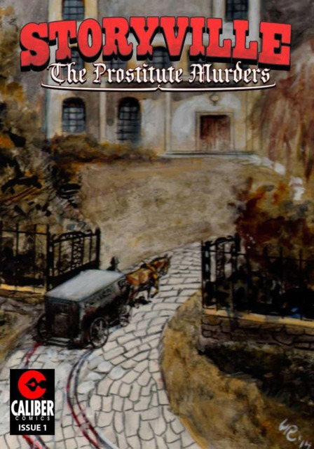 Storyville: The Prostitute Murders