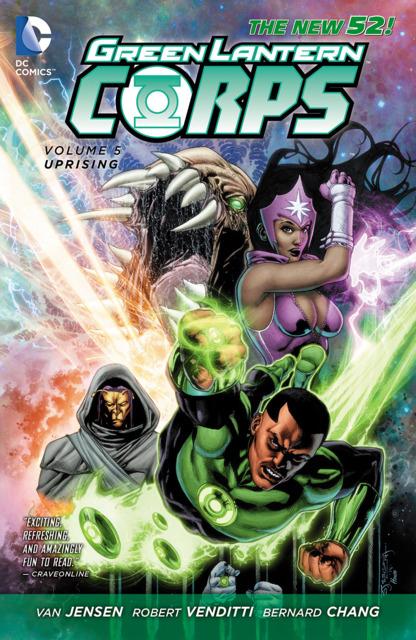 Green Lantern Corps: Uprising
