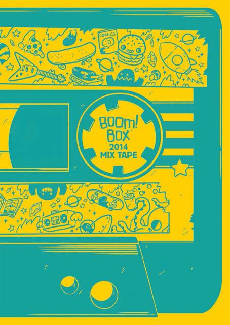 BOOM! Box 2014 Mix Tape