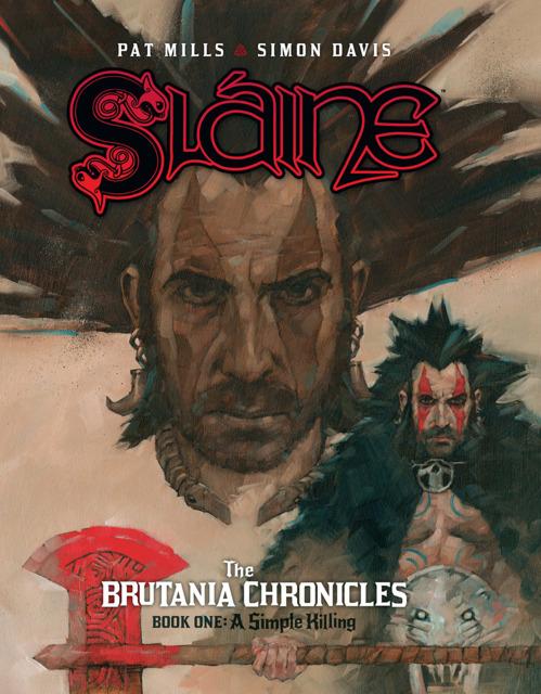 Sláine: The Brutania Chronicles