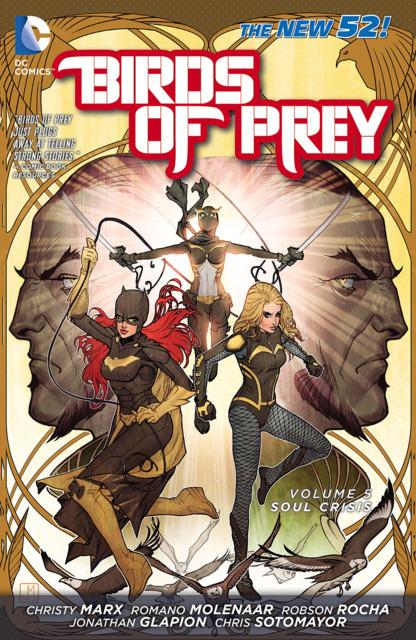 Birds of Prey: Soul Crisis