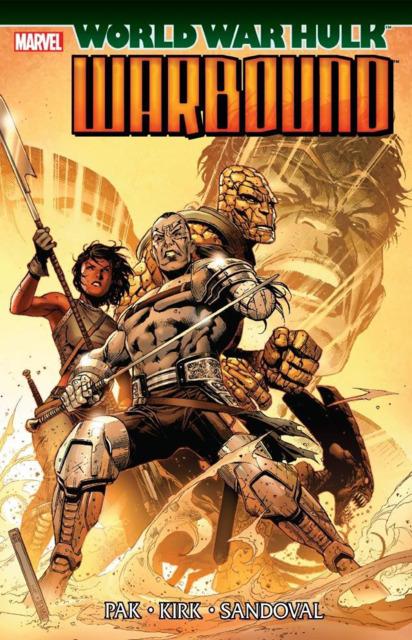 Hulk: WWH - Warbound