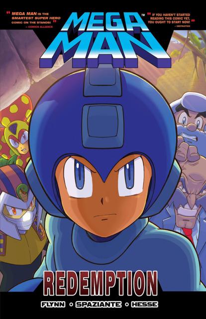 Mega Man: Redemption