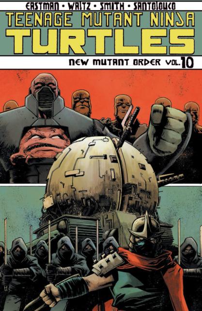 Teenage Mutant Ninja Turtles: New Mutant Order