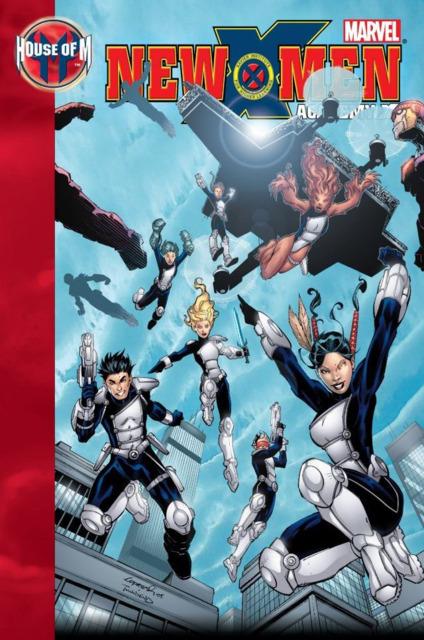 New X-Men: Academy X: House Of M