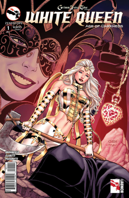 Grimm Fairy Tales present White Queen: Age of Darkness