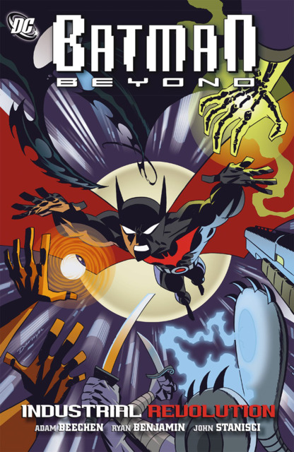 Batman Beyond: Industrial Revolution