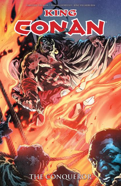 King Conan: The Conqueror