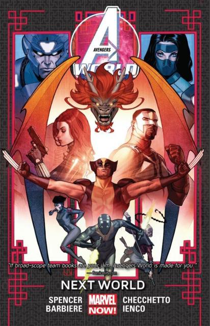 Avengers World: Next World