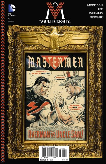 The Multiversity: Mastermen