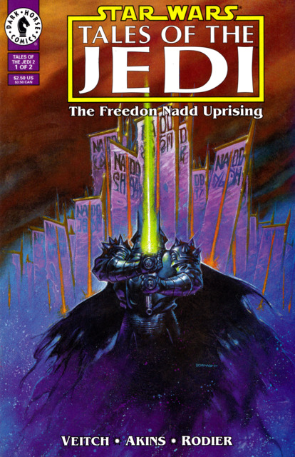 Star Wars: Tales of the Jedi: The Freedon Nadd Uprising