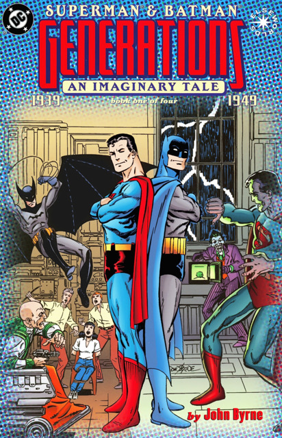 Superman & Batman Generations