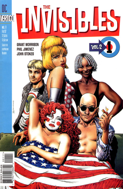 The Invisibles, Volume Two