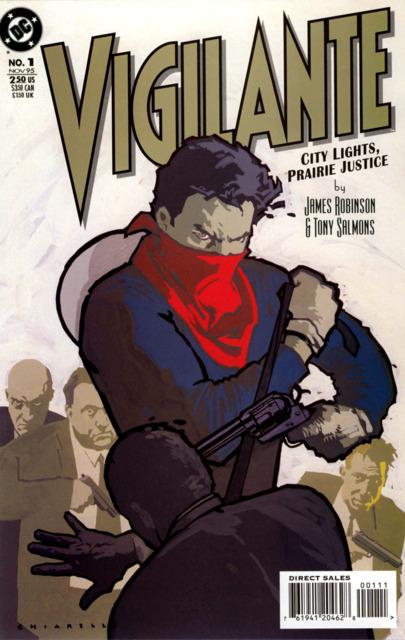 Vigilante: City Lights, Prairie Justice