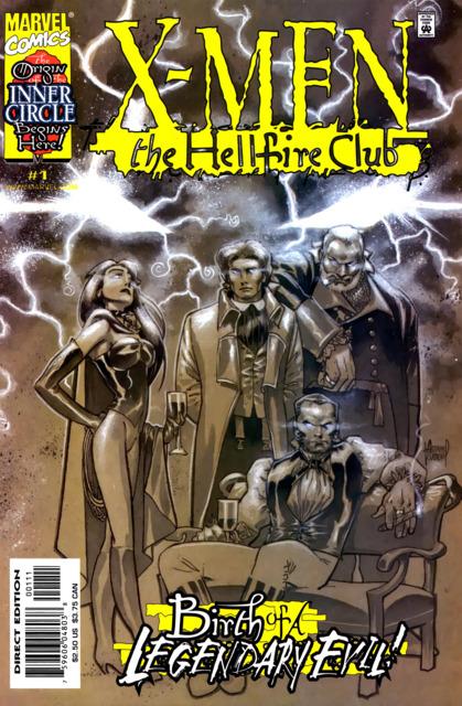 X-Men: The Hellfire Club