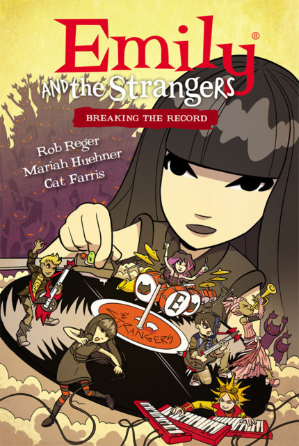Emily and the Strangers: Breaking the Record