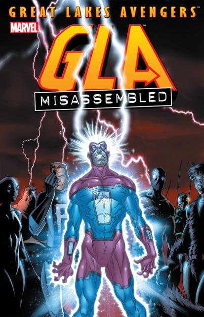 G.L.A.: Misassembled